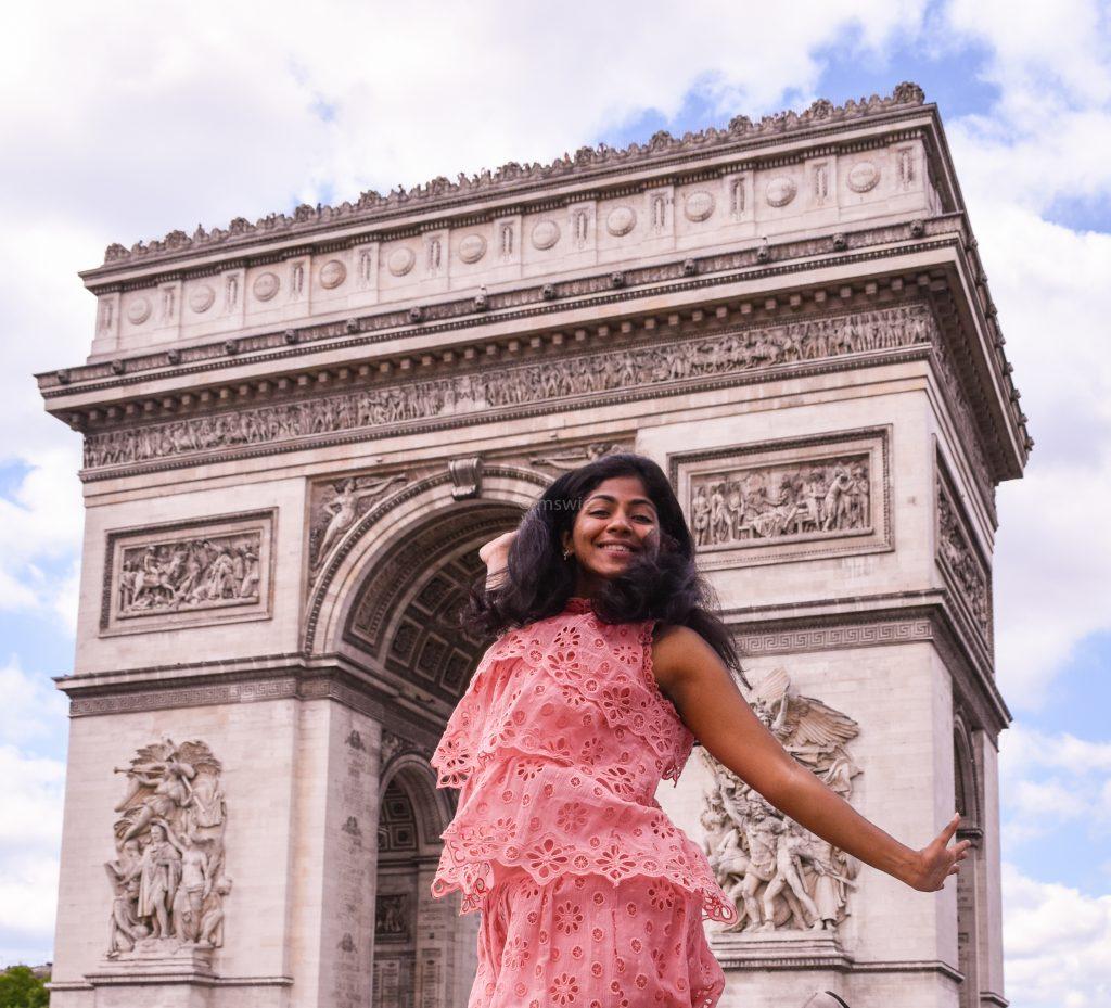 Arc de Triumph Paris
