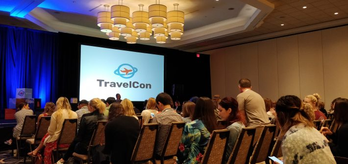 TravelCon Attendees