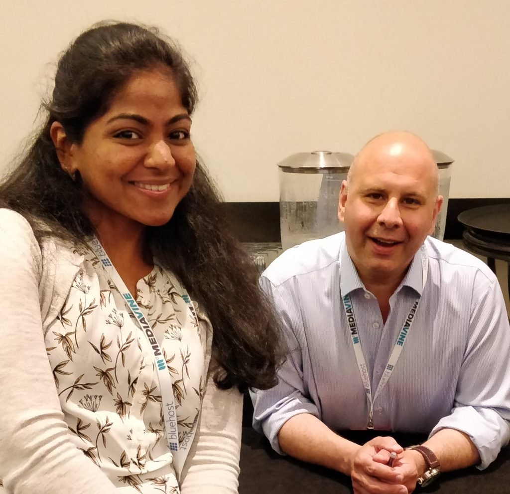 Meeting the author of my first ever signed book – Tahir Shah