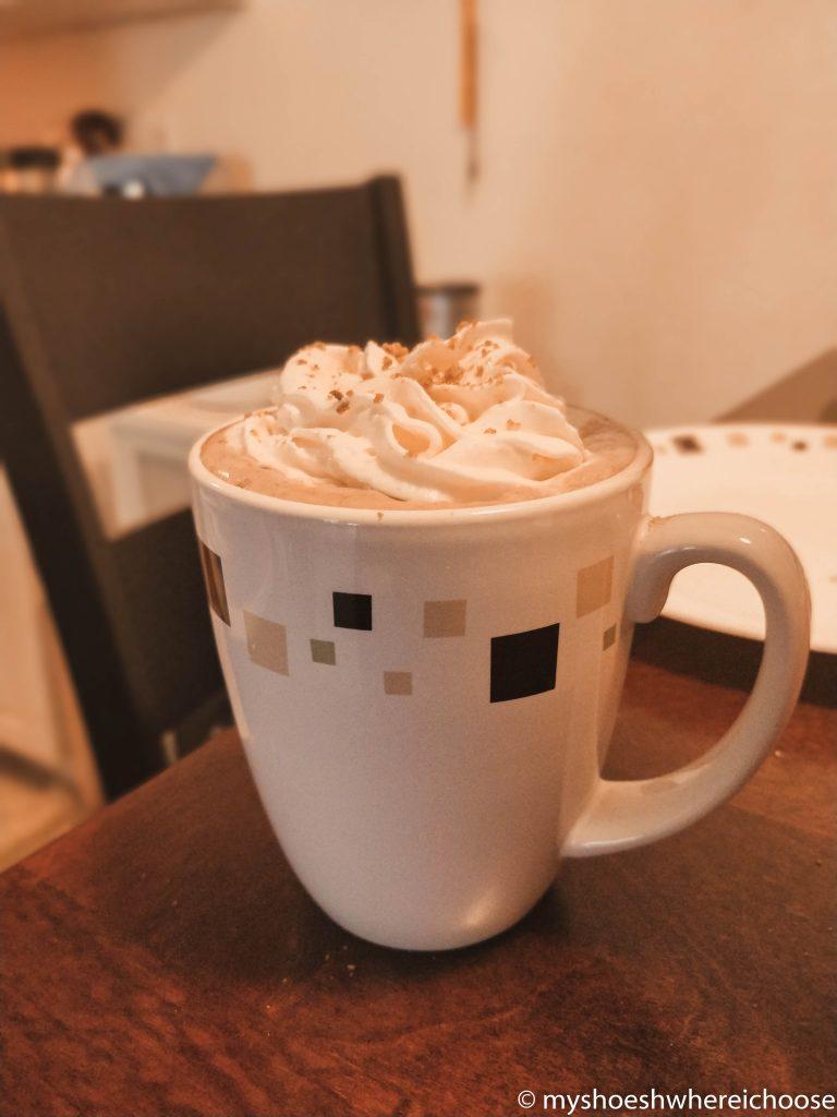 Beat Coronavirus blues: Coffee with whipped cream