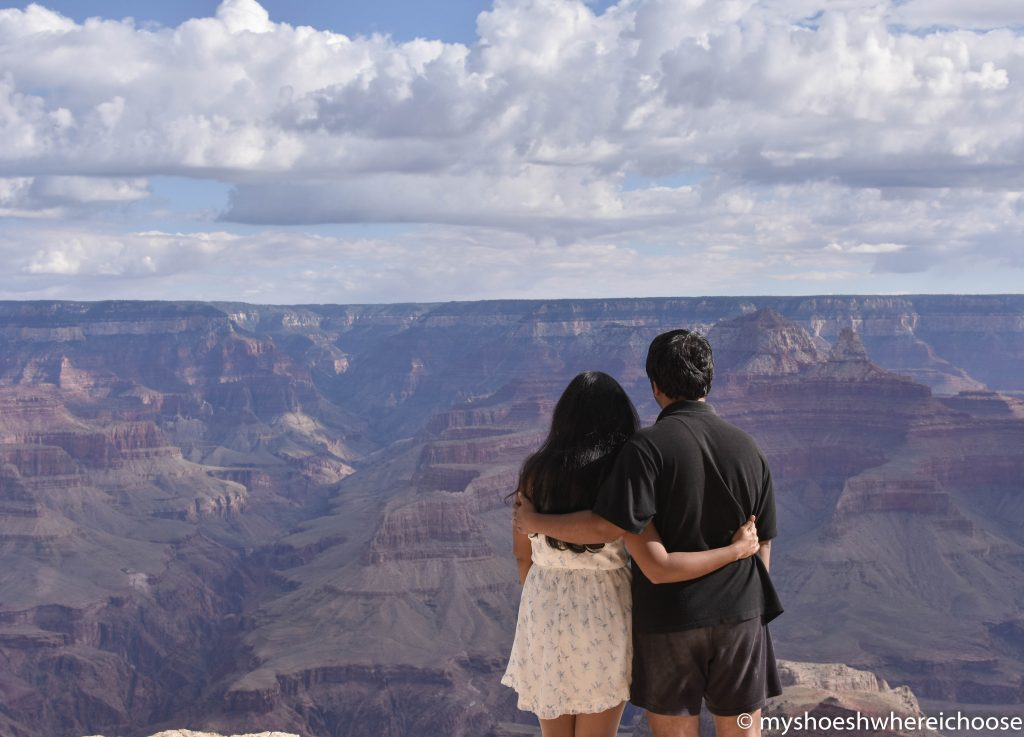 make long distance relationships easier - Check off your bucket lists while meeting each other