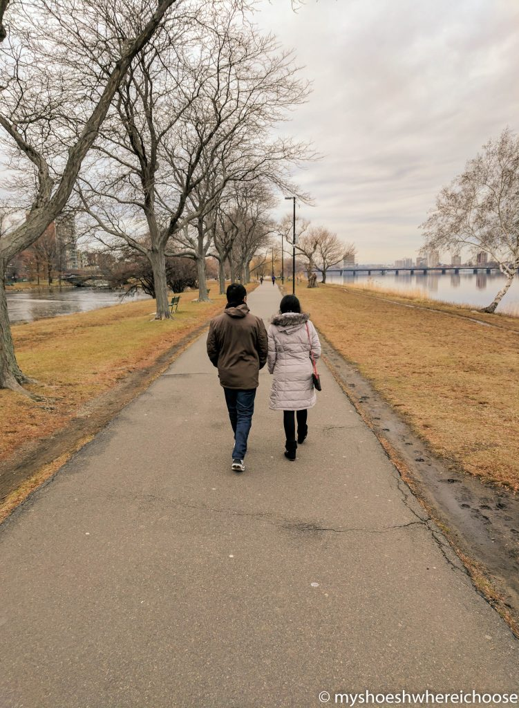 Mental health during Covid-19 - go for walks